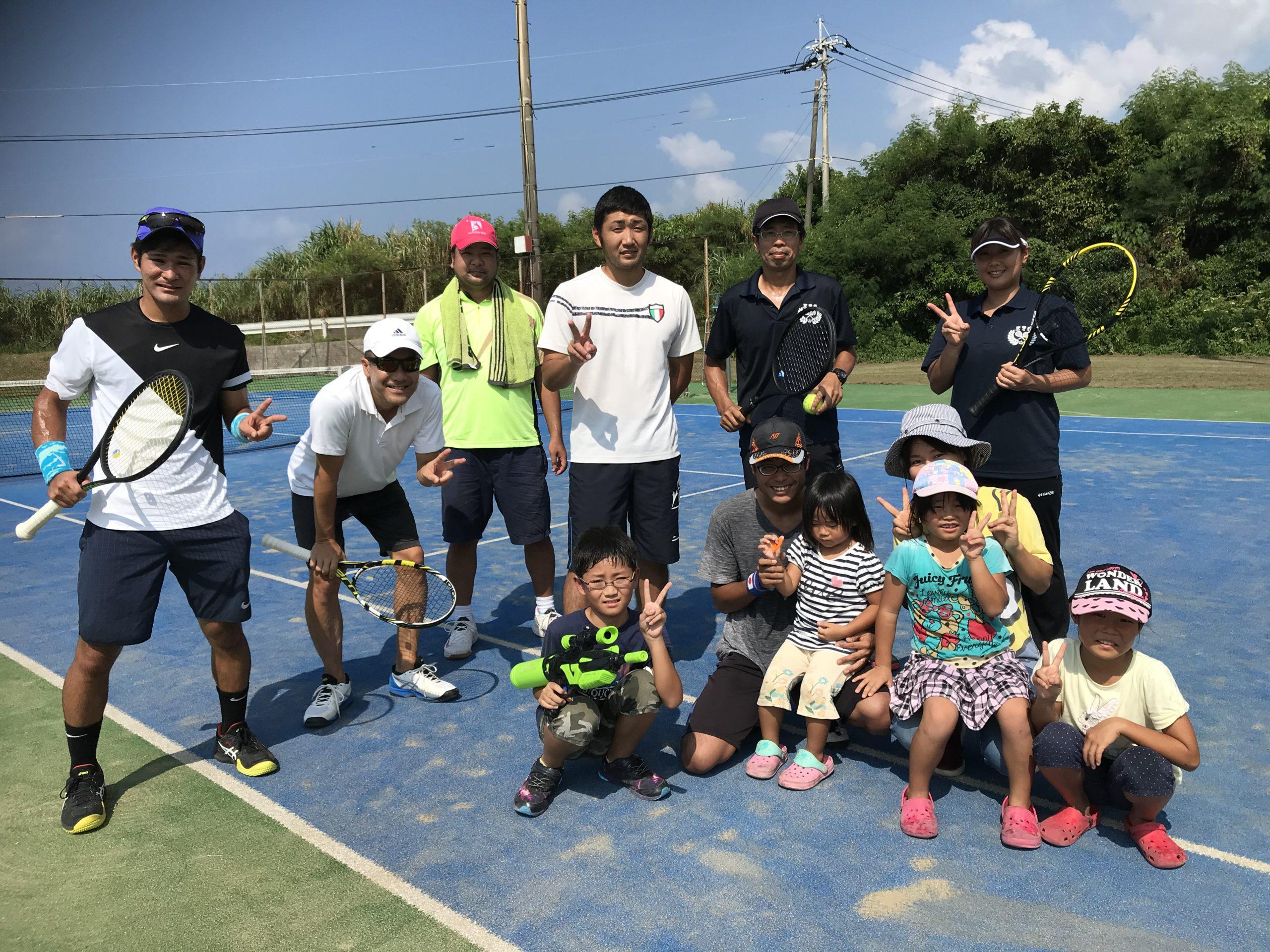 夏季テニス大会🎾